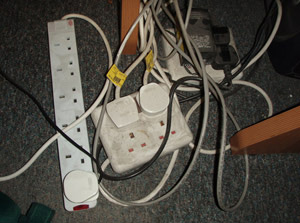 Overloaded Sockets