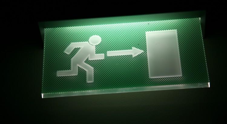 Emergency lighting testing frequency