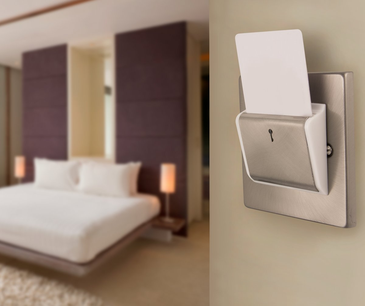 Hotel Key Card Switches